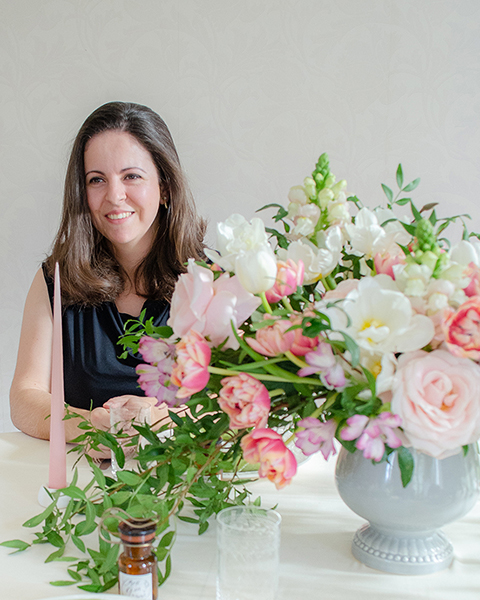Andreea Bucur owner of Teastyle wedding planning and design boutique